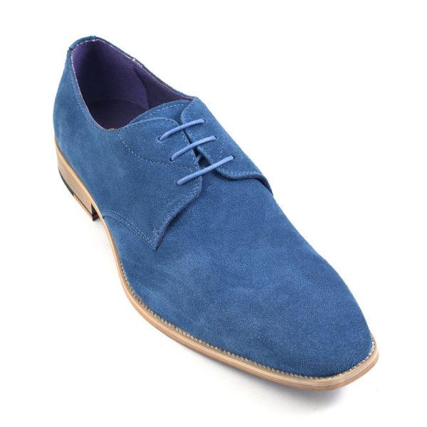 Blue suede shoes… czyli o pielęgnacji zamszowych butów